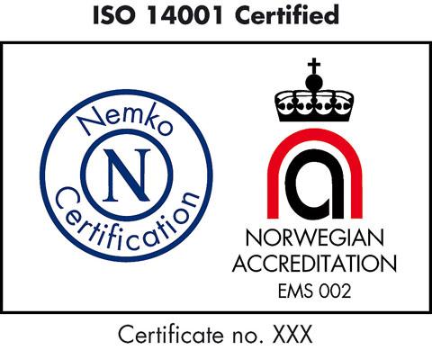 Hvordan levere ISO Certificate