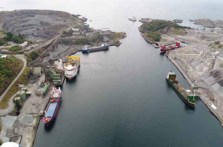 Forslag til planprogram for industriområdet i Rekefjord